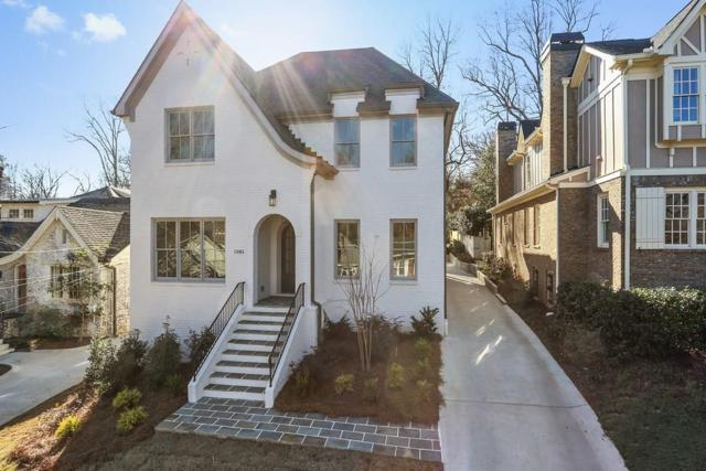 1081 Mclynn Avenue, Atlanta, GA 30306 (MLS #6119205) :: Julia Nelson Inc.