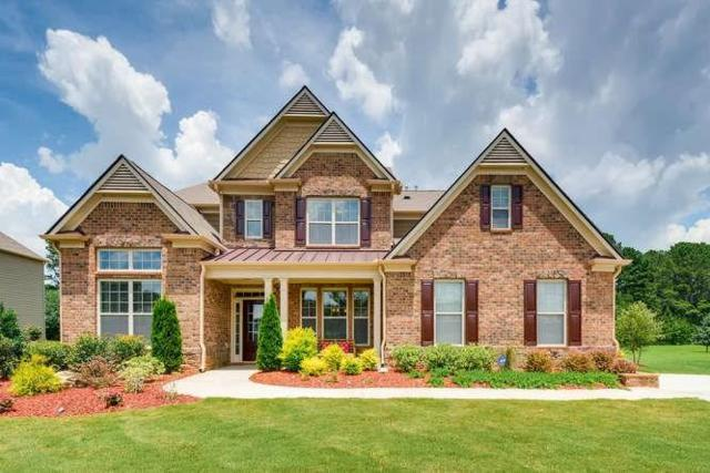110 Haddonstone Drive, Fayetteville, GA 30215 (MLS #6119231) :: The Cowan Connection Team