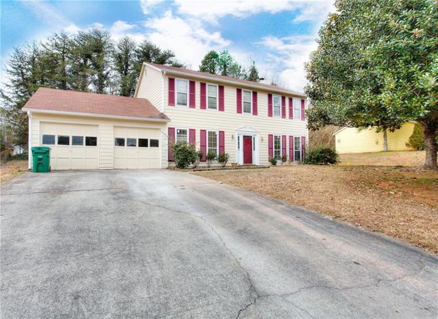 5671 Longbow Drive, Stone Mountain, GA 30087 (MLS #6119273) :: North Atlanta Home Team