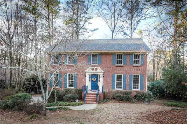 4725 Westchester Court, Peachtree Corners, GA 30096 (MLS #6119304) :: Rock River Realty