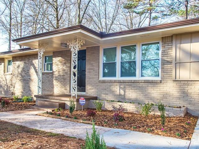 1403 Peachcrest Road, Decatur, GA 30032 (MLS #6119344) :: North Atlanta Home Team