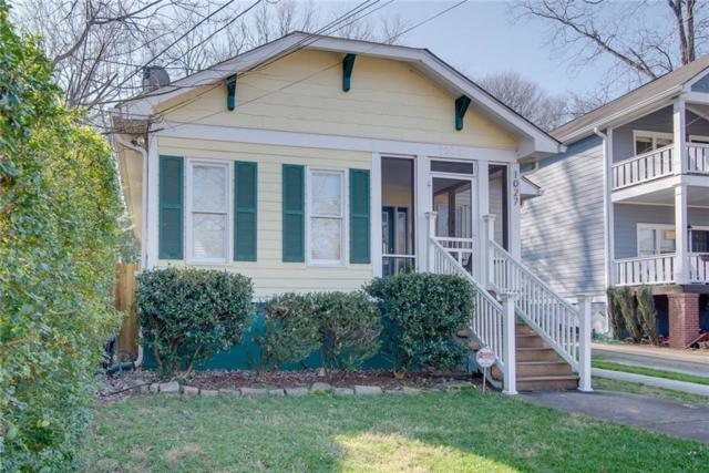 1027 Kirkwood Avenue SE, Atlanta, GA 30316 (MLS #6119408) :: The Zac Team @ RE/MAX Metro Atlanta