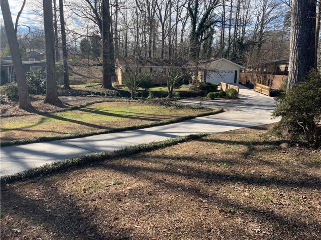2610 Flintlock Lane SW, Marietta, GA 30008 (MLS #6119432) :: North Atlanta Home Team