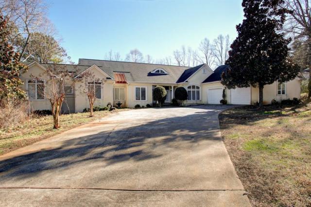 21 Rocky Circle NE, White, GA 30184 (MLS #6119474) :: North Atlanta Home Team