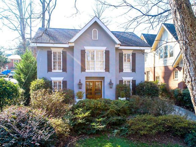 1400 N Morningside Drive NE, Atlanta, GA 30306 (MLS #6119499) :: Charlie Ballard Real Estate