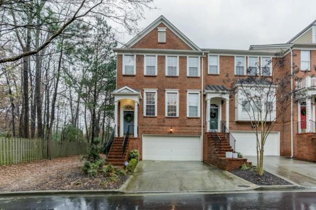 4942 Payson Way SE #23, Atlanta, GA 30339 (MLS #6119516) :: Charlie Ballard Real Estate
