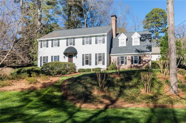 6180 Blackwater Trail, Atlanta, GA 30328 (MLS #6119540) :: North Atlanta Home Team