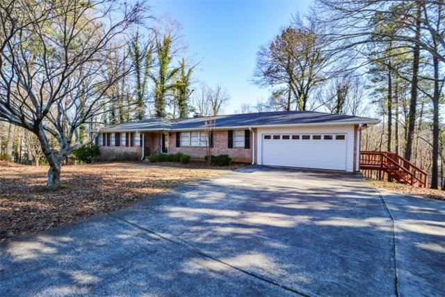 1618 Cooper Lake Road SE, Smyrna, GA 30082 (MLS #6119618) :: North Atlanta Home Team