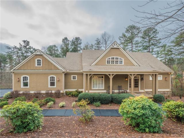 38 Red Trillium Ridge, Big Canoe, GA 30143 (MLS #6119654) :: Path & Post Real Estate