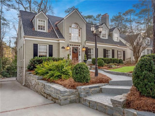 881 Wildwood Road NE, Atlanta, GA 30324 (MLS #6119691) :: Julia Nelson Inc.