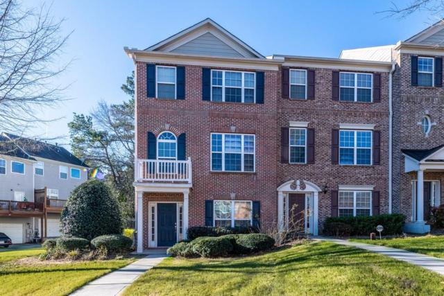 642 Pecan Knoll Drive #12, Marietta, GA 30008 (MLS #6119756) :: North Atlanta Home Team