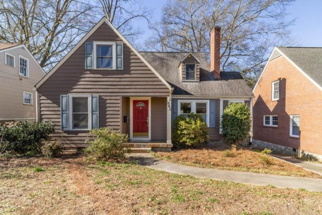 562 Oakdale Road NE, Atlanta, GA 30307 (MLS #6119820) :: Team Schultz Properties