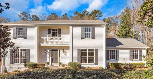 60 Brandon Ridge Drive, Sandy Springs, GA 30328 (MLS #6119855) :: North Atlanta Home Team