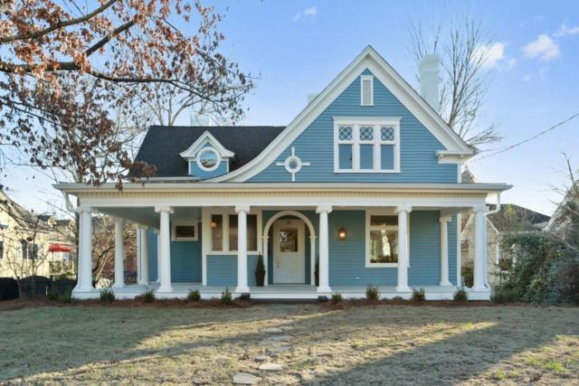 142 Forest Avenue NE, Marietta, GA 30060 (MLS #6119896) :: RE/MAX Prestige