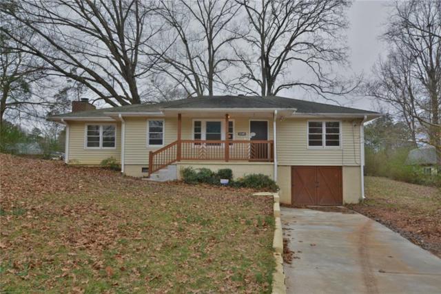 5540 Zanola Drive SW, Mableton, GA 30126 (MLS #6119974) :: Keller Williams Realty Cityside