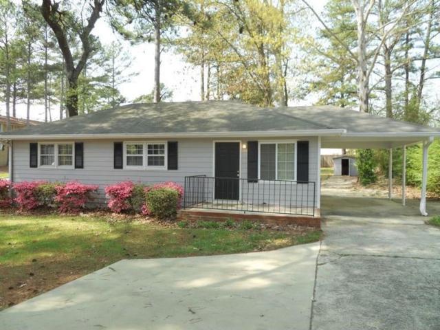 2000 Olive Springs Road SE, Marietta, GA 30060 (MLS #6120003) :: Keller Williams Realty Cityside