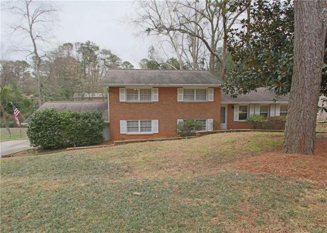 741 Smithstone Road SE, Marietta, GA 30067 (MLS #6120072) :: Keller Williams Realty Cityside