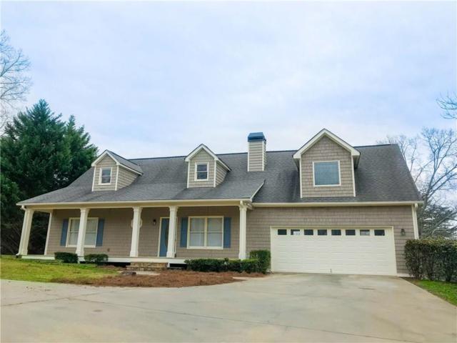 309 Woodland Circle, Dawsonville, GA 30534 (MLS #6120142) :: RE/MAX Paramount Properties