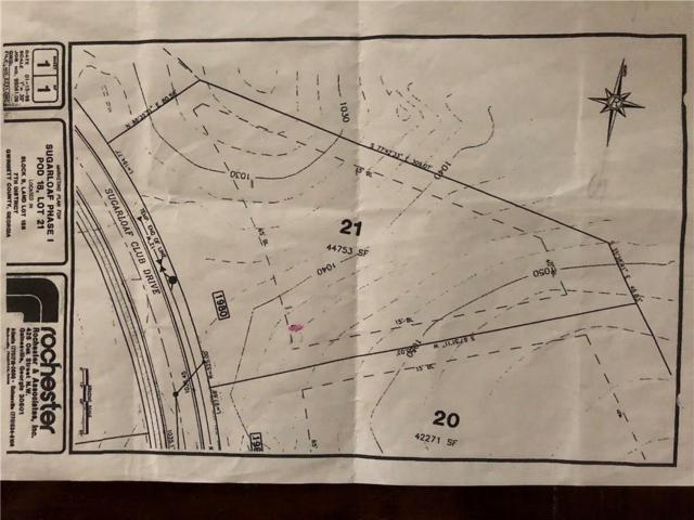 1980 Sugarloaf Club Drive, Duluth, GA 30097 (MLS #6120152) :: The Cowan Connection Team