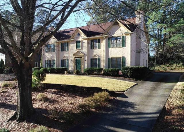8950 Carroll Manor Drive, Dunwoody, GA 30350 (MLS #6120175) :: Five Doors Network Roswell Group