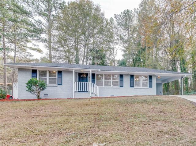 2198 Dorsey Avenue, East Point, GA 30344 (MLS #6120180) :: North Atlanta Home Team