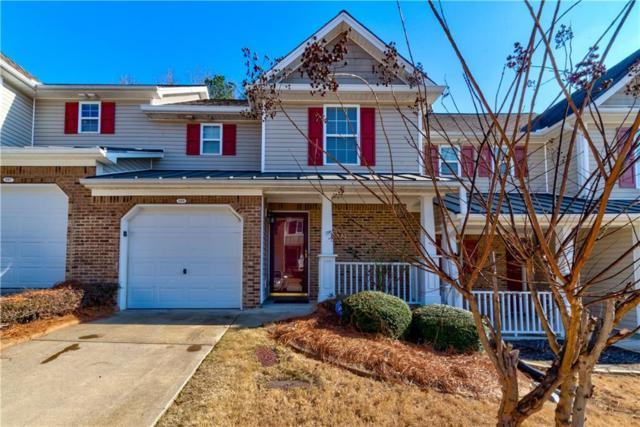 589 Fox Creek Crossing, Woodstock, GA 30188 (MLS #6120286) :: Charlie Ballard Real Estate