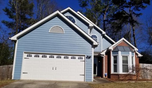 1445 Millstone Drive, Alpharetta, GA 30004 (MLS #6120298) :: HergGroup Atlanta