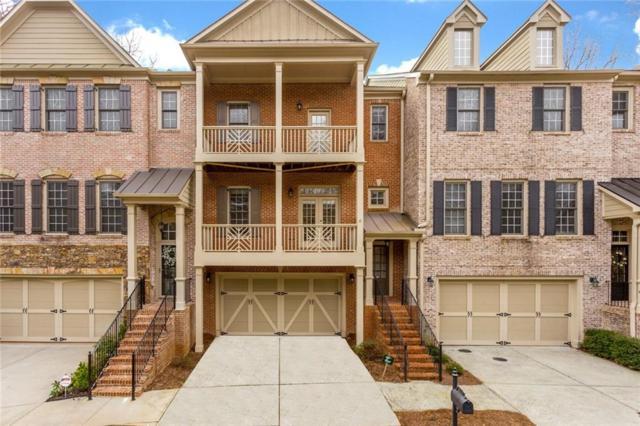 3042 Gaston Circle SE #5, Marietta, GA 30067 (MLS #6120373) :: Iconic Living Real Estate Professionals
