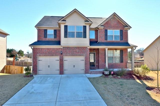 580 Stonebranch Drive, Loganville, GA 30052 (MLS #6120407) :: Team Schultz Properties