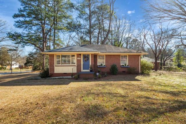 2188 Sharon Way, Decatur, GA 30032 (MLS #6120408) :: North Atlanta Home Team