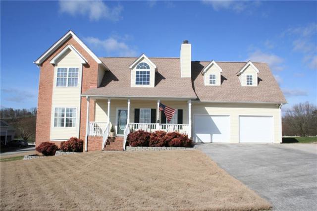129 SE Oak Hill Place SE, Calhoun, GA 30701 (MLS #6120443) :: North Atlanta Home Team