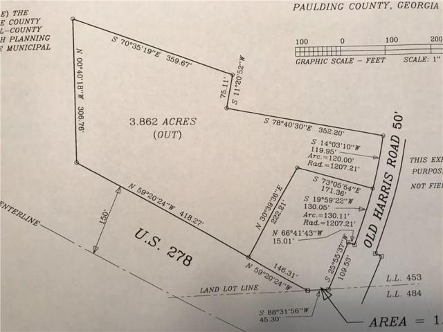 1140 Old Harris Road, Dallas, GA 30132 (MLS #6120505) :: Path & Post Real Estate