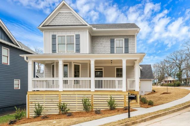 1389 SE Marion Street SE, Atlanta, GA 30315 (MLS #6120537) :: The Justin Landis Group