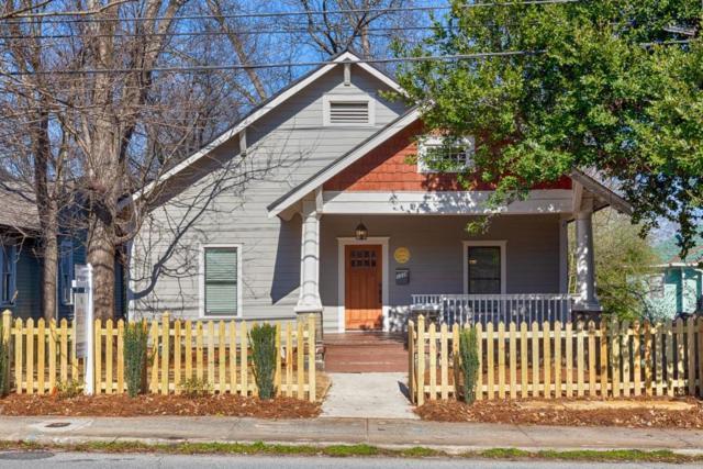1338 Dekalb Avenue, Atlanta, GA 30307 (MLS #6120540) :: Keller Williams Realty Cityside