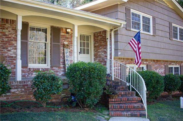 5429 Leather Stocking Lane, Stone Mountain, GA 30087 (MLS #6120593) :: Rock River Realty