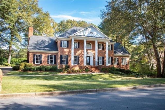 8855 River Trace Drive, Johns Creek, GA 30097 (MLS #6120671) :: HergGroup Atlanta