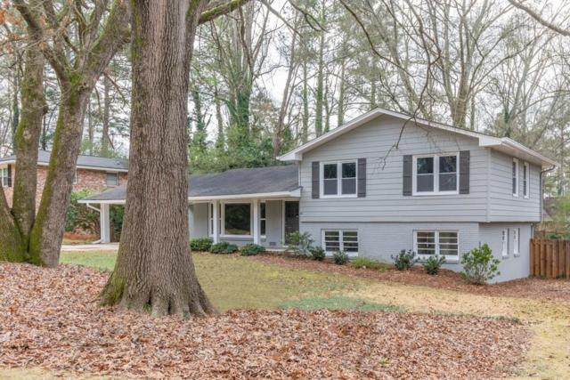 2585 Raintree Drive NE, Atlanta, GA 30345 (MLS #6120718) :: The Zac Team @ RE/MAX Metro Atlanta