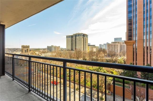 620 Peachtree Street NE #711, Atlanta, GA 30308 (MLS #6120745) :: The Zac Team @ RE/MAX Metro Atlanta