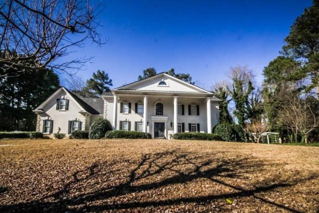 605 Winnmark Drive, Roswell, GA 30076 (MLS #6120791) :: North Atlanta Home Team