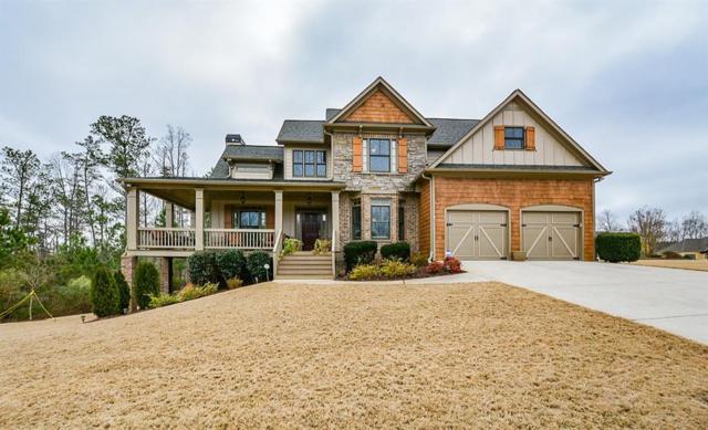 38 Pine Creek Court, Dallas, GA 30157 (MLS #6120792) :: GoGeorgia Real Estate Group
