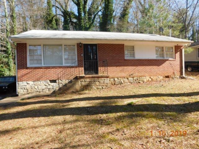 1970 Wells Drive SW, Atlanta, GA 30311 (MLS #6120839) :: North Atlanta Home Team