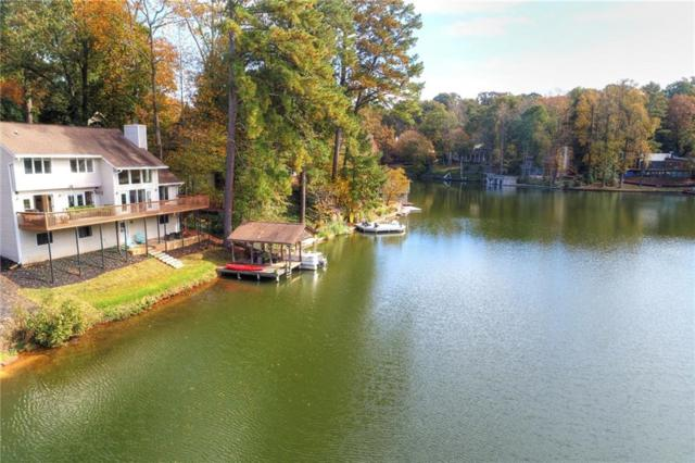 498 Lakeshore Drive, Berkeley Lake, GA 30096 (MLS #6120842) :: North Atlanta Home Team