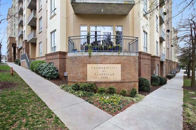 711 Cosmopolitan Drive #220, Atlanta, GA 30324 (MLS #6120890) :: Rock River Realty