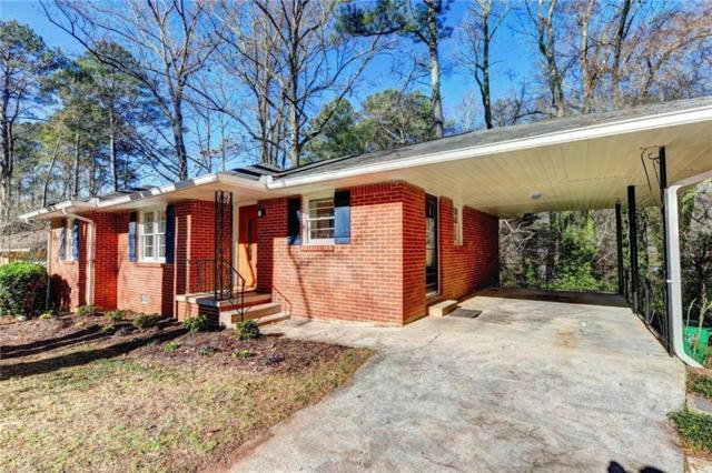 2413 Harrington Drive, Decatur, GA 30033 (MLS #6120896) :: North Atlanta Home Team