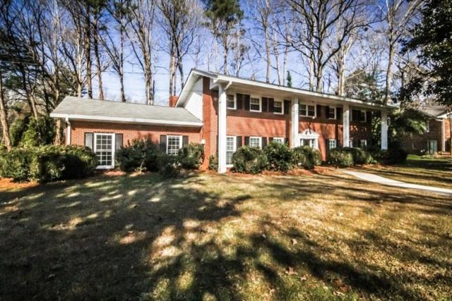 4477 Haverstraw Drive, Dunwoody, GA 30338 (MLS #6120897) :: Five Doors Network Roswell Group