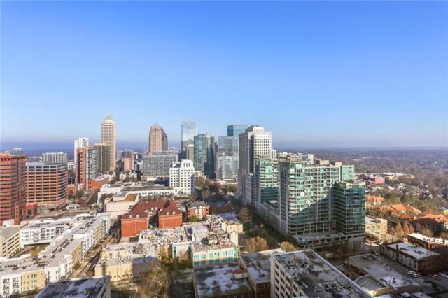 860 Peachtree Street NE #2513, Atlanta, GA 30308 (MLS #6121025) :: Charlie Ballard Real Estate