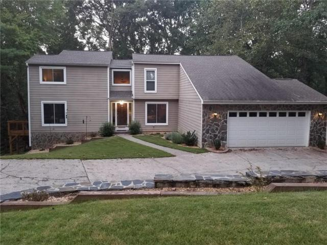 1750 Branch Valley Drive, Roswell, GA 30076 (MLS #6121065) :: Path & Post Real Estate