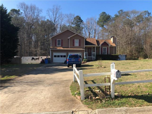 150 Ridge Run Drive, Hiram, GA 30141 (MLS #6121068) :: GoGeorgia Real Estate Group
