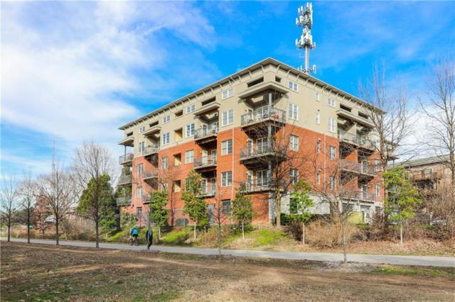 680 Greenwood Avenue NE #208, Atlanta, GA 30306 (MLS #6121095) :: Kennesaw Life Real Estate