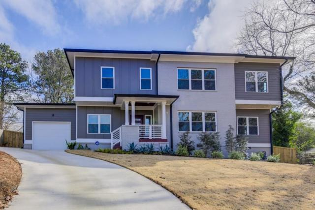 1392 Rupert Road, Decatur, GA 30030 (MLS #6121098) :: The Zac Team @ RE/MAX Metro Atlanta